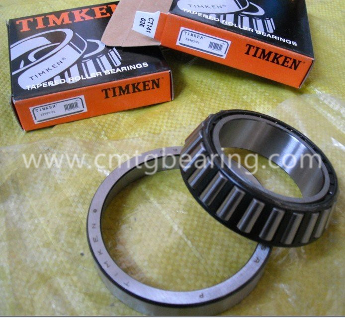 28995 28921 Timken Tapered Roller Bearings China Supplier